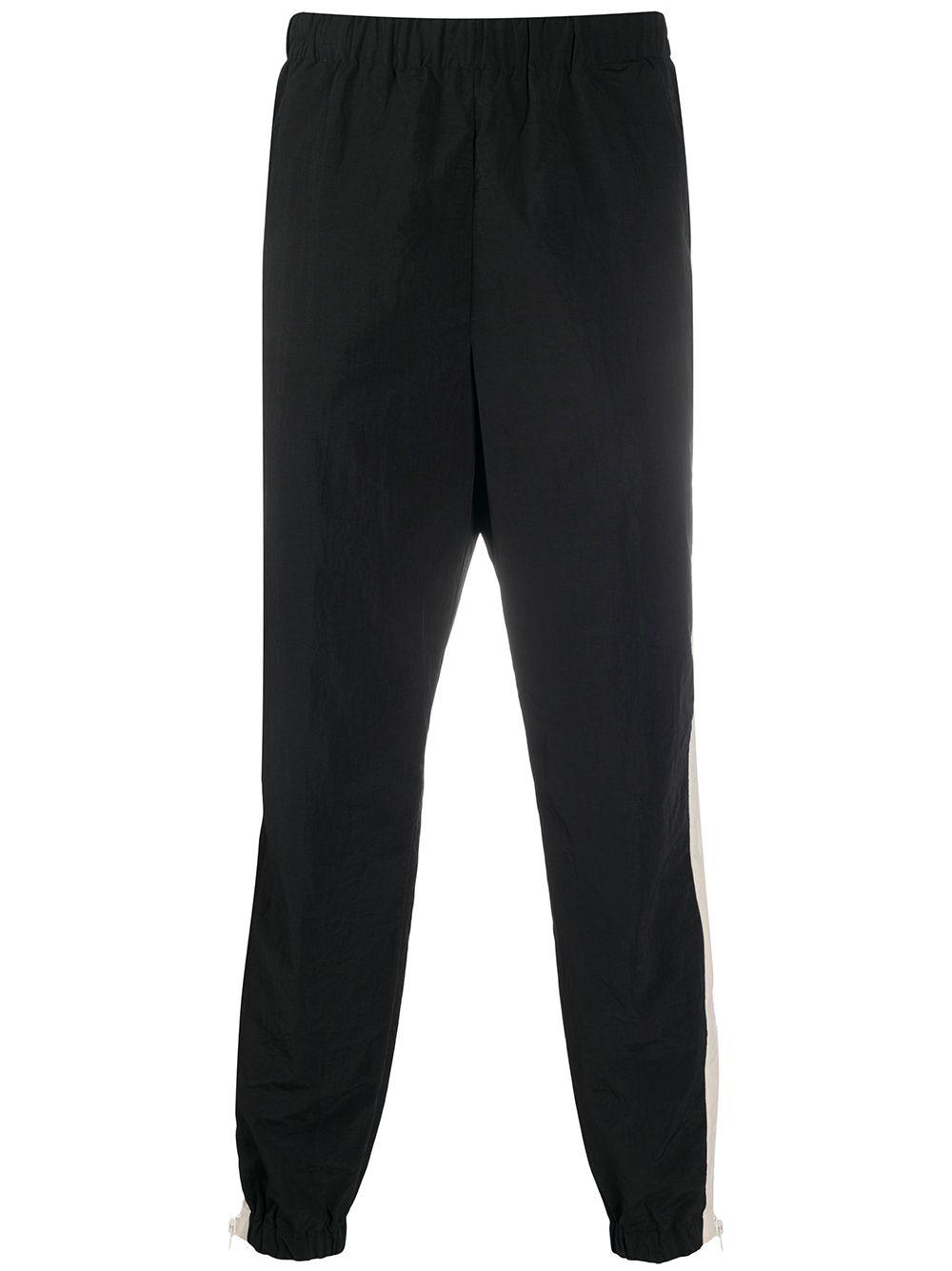 Kenzo Sporthose im Windbreaker-Stil - Schwarz