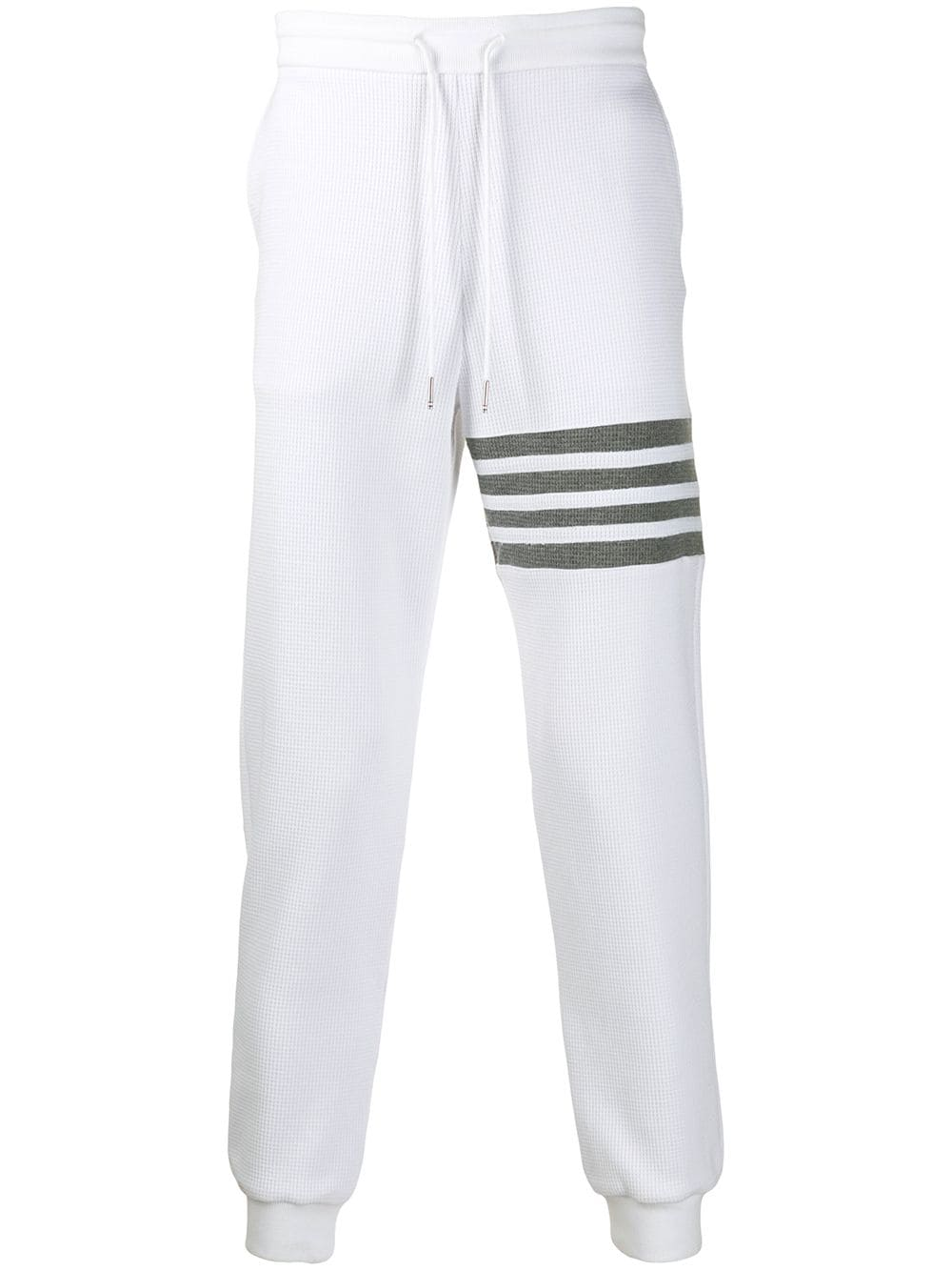 Thom Browne 4-bar Stripe Sweatpants - Weiß