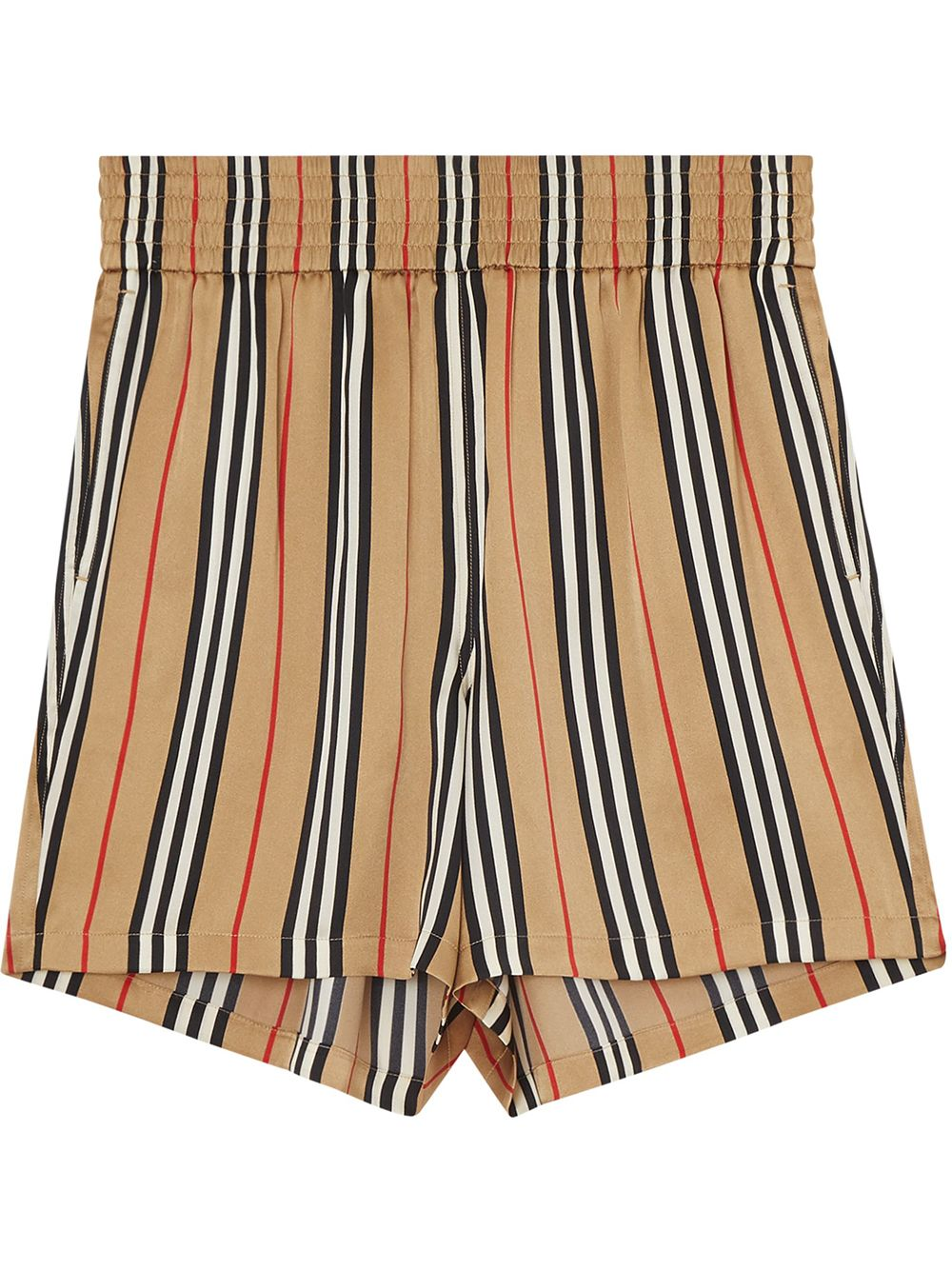 Burberry 'Icon' Shorts - Braun
