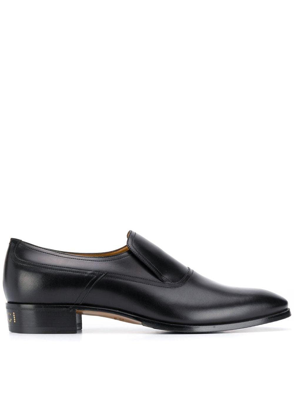 Gucci Klassische Loafer - Schwarz