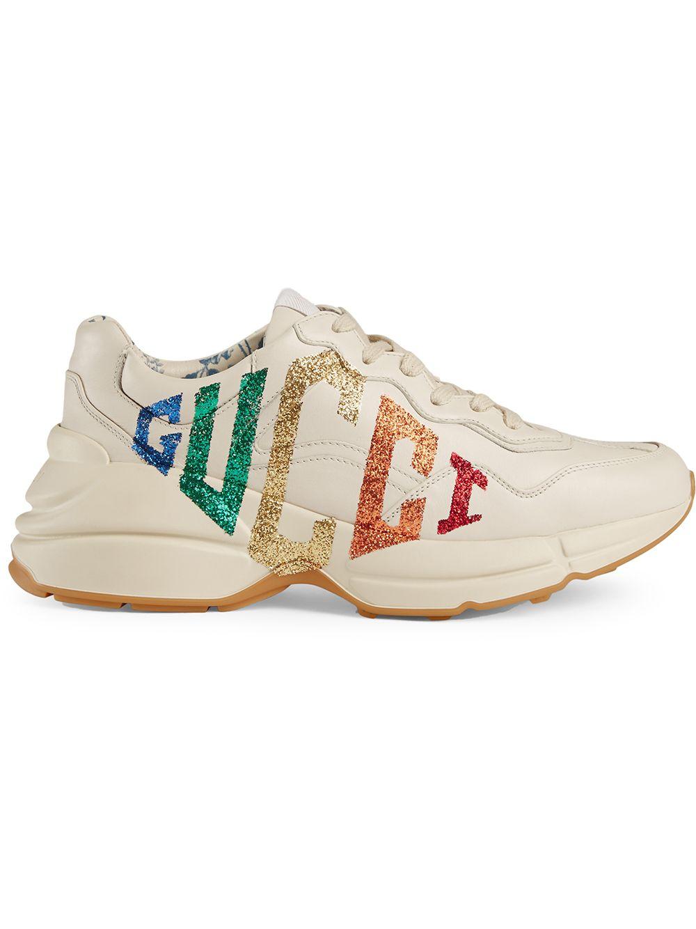 Gucci 'Rhyton' Sneakers - Weiß