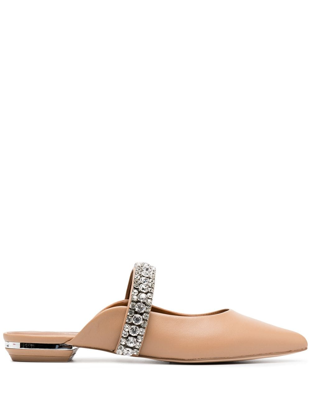Kurt Geiger London Verzierte Slipper - Nude