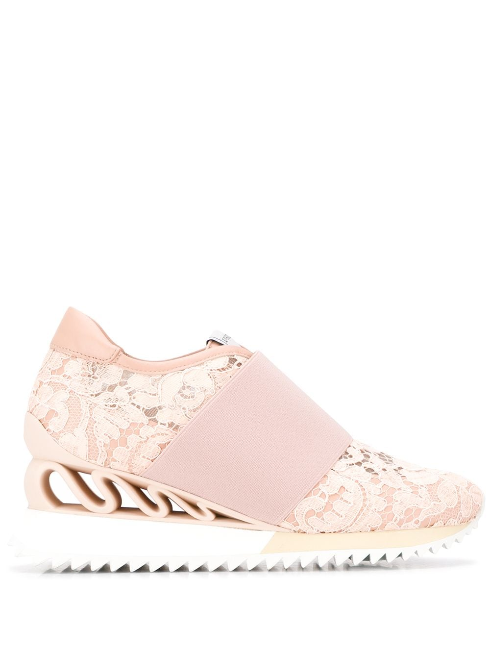 Le Silla 'Rubel Wave' Sneakers - Rosa