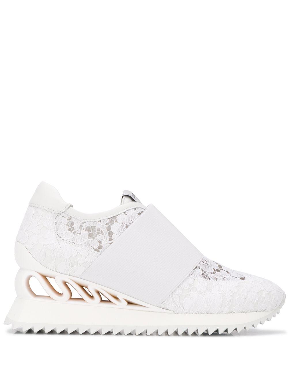 Le Silla 'Rubel Wave' Sneakers - Weiß