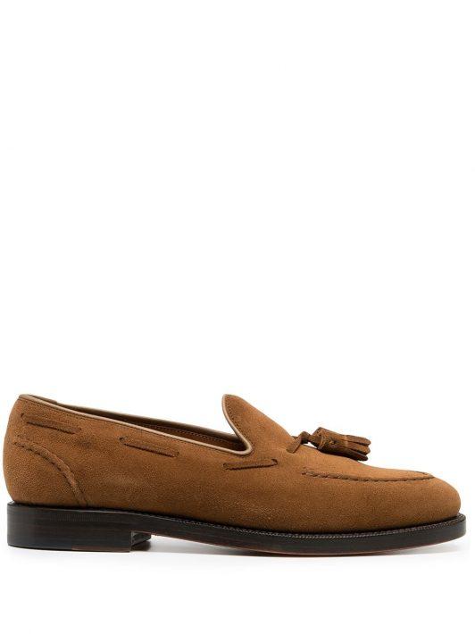 Polo Ralph Lauren Booth tassel detail loafers - Braun
