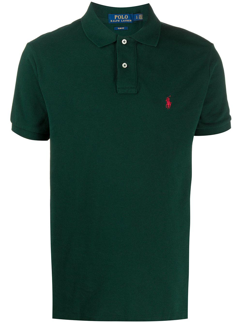 Polo Ralph Lauren Kurzärmeliges Poloshirt - Grün
