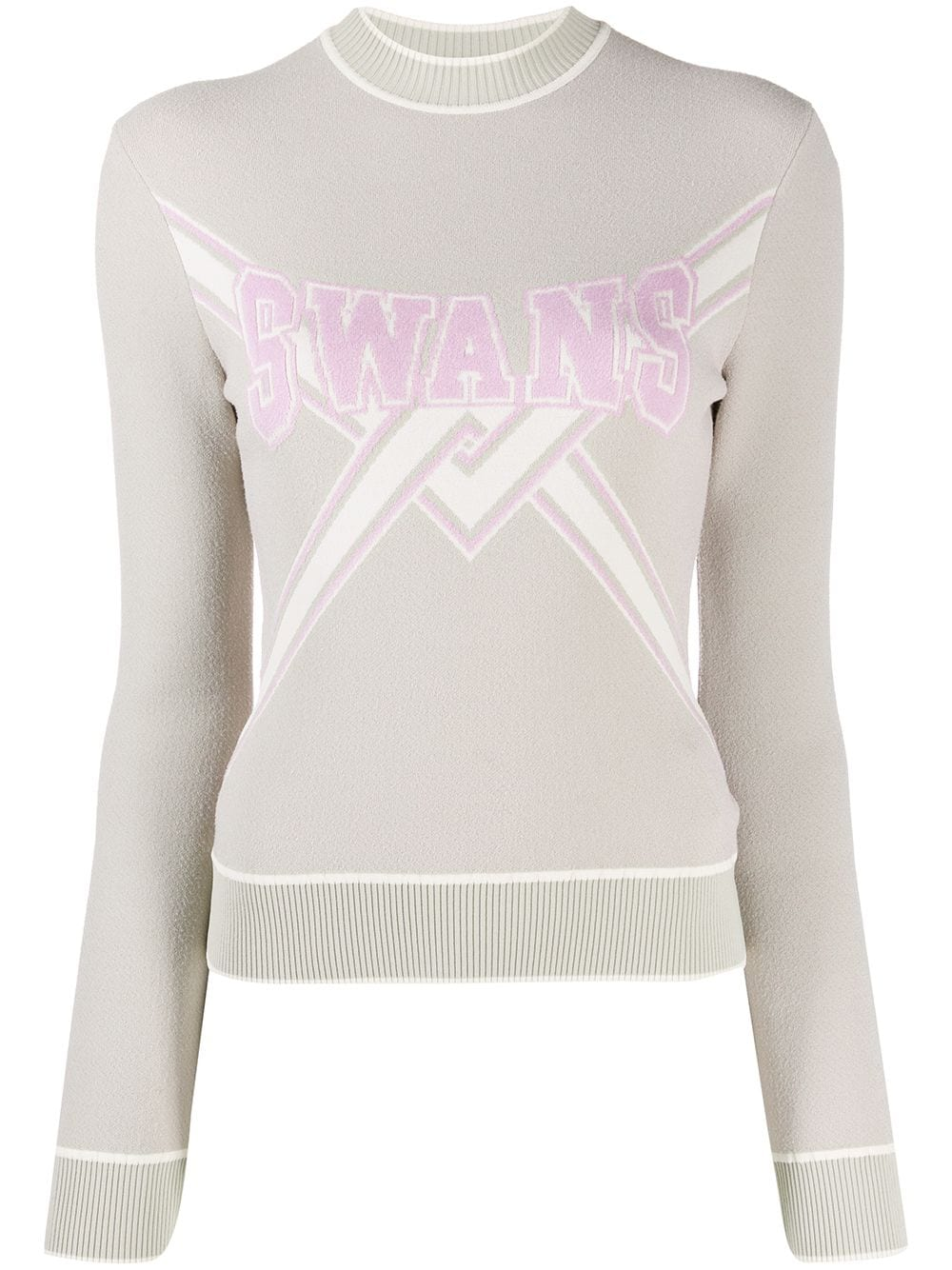 Off-White 'Swans' Pullover - Nude