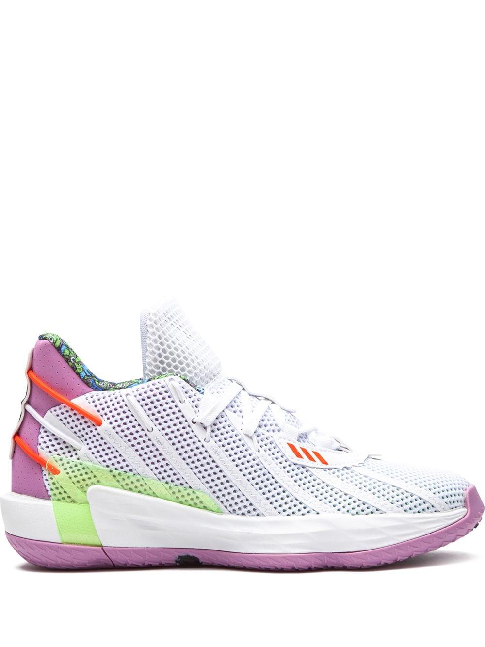 adidas Dame 7 J sneakers - Weiß