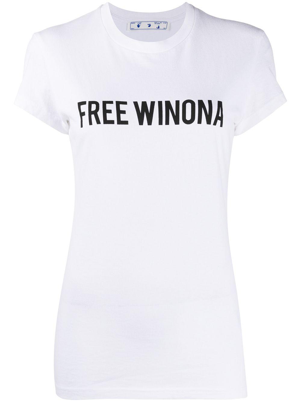 Off-White 'Winona' T-Shirt - Weiß