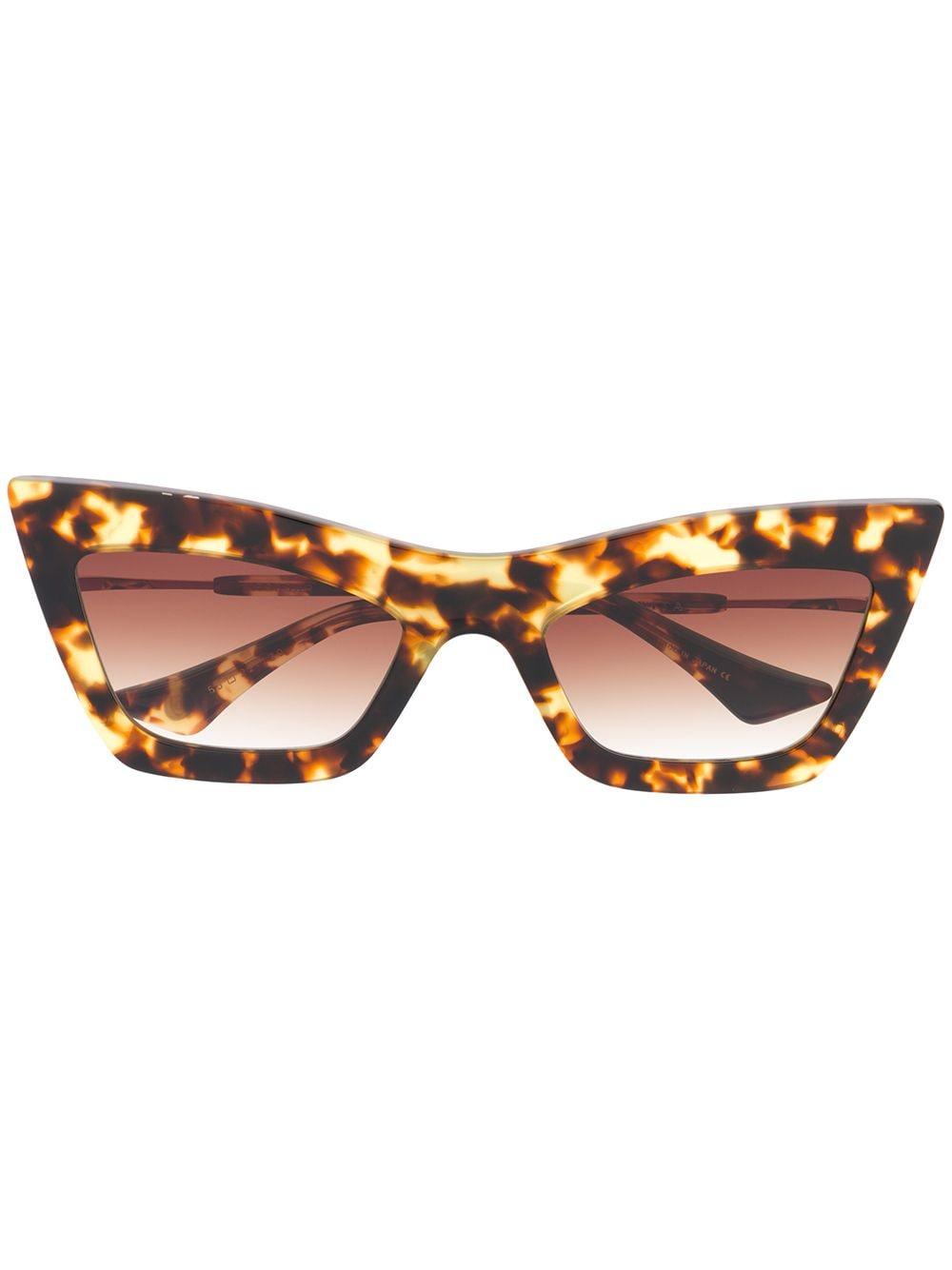 Dita Eyewear 'Erasur' Sonnenbrille - Braun