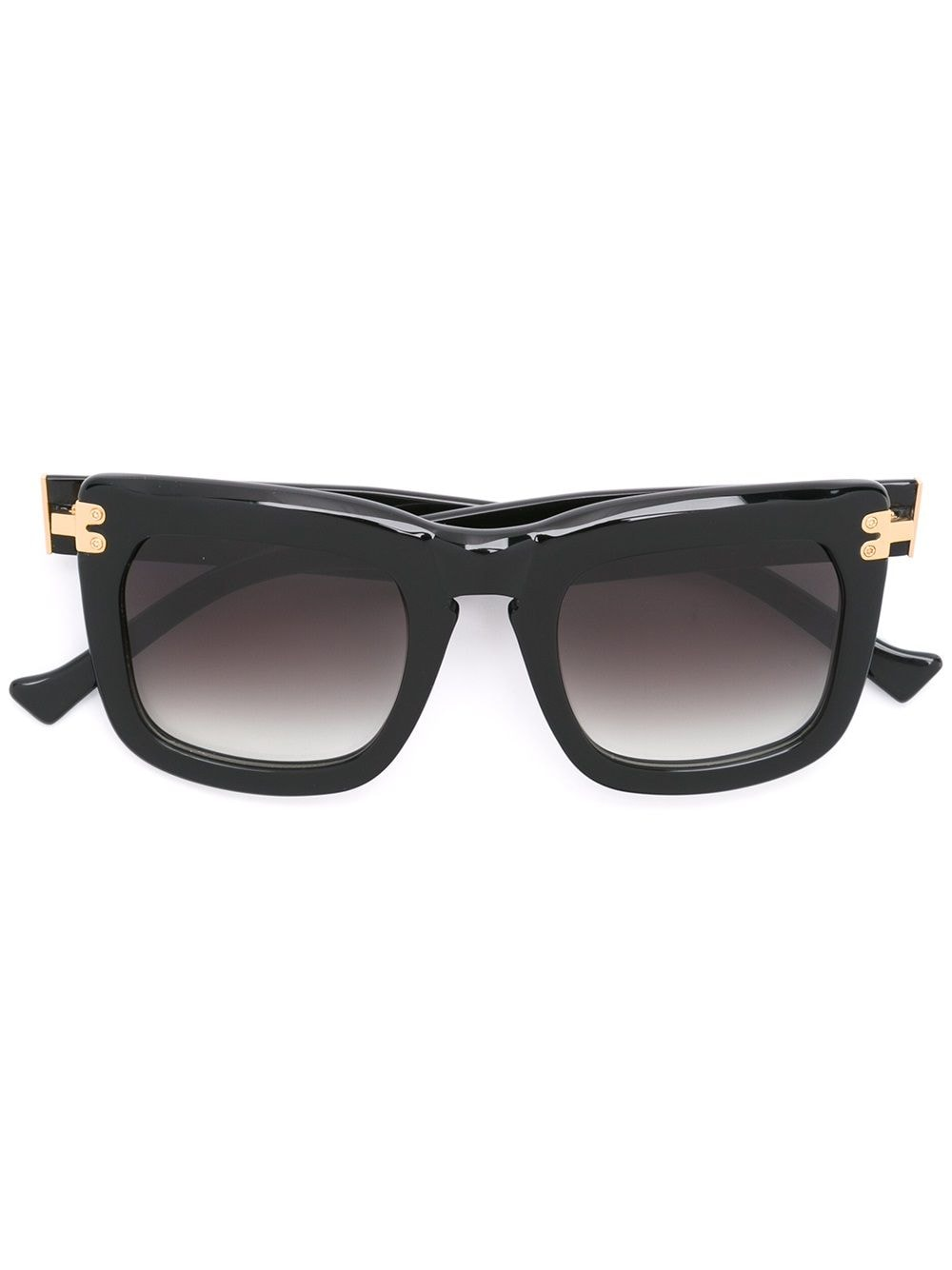 Grey Ant 'Blitz' Sonnenbrille - Schwarz