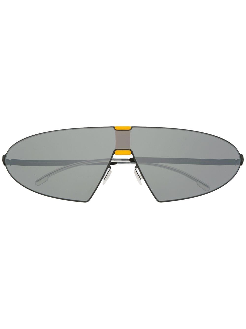 Mykita 'Karma' Sonnenbrille - Schwarz