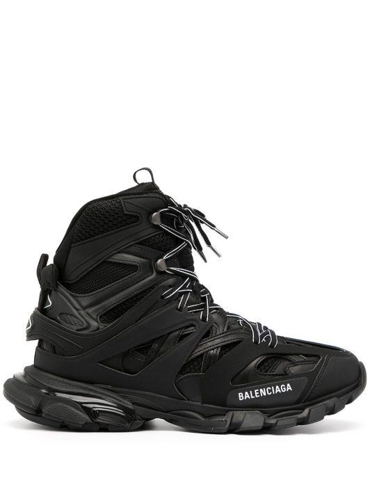 Balenciaga Track hiking boots - Schwarz