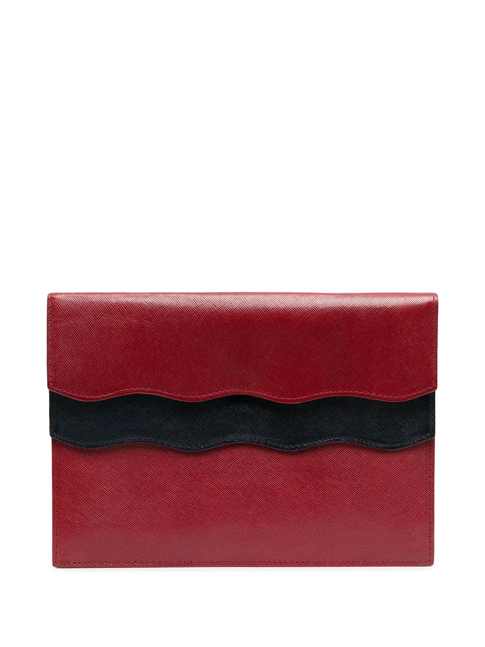 Christian Dior Pre-owned Clutch - Rot
