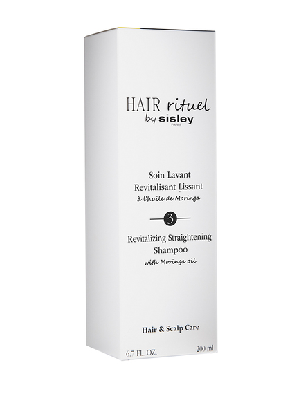 Hair Rituel By Sisley Soin Lavant Revitalisant Lissant Shampoo 200 ml