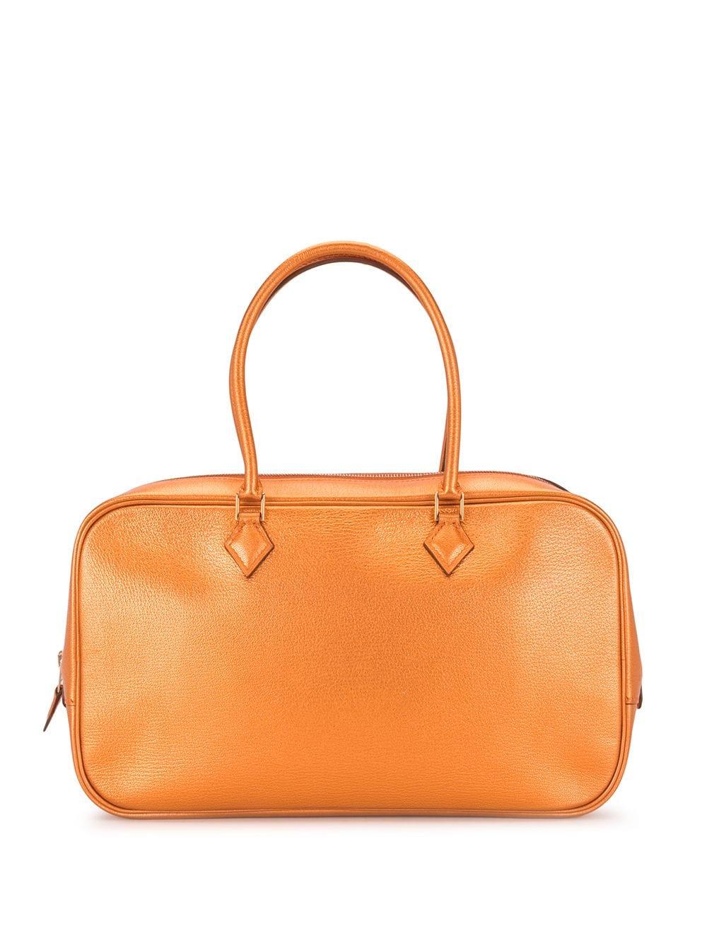 Hermès 2006 pre-owned Plume Handtasche, 28cm - Gold