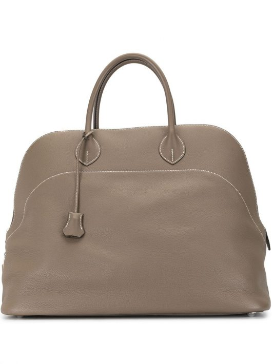 Hermès 2015 pre-owned Bolide Relax Reisetasche, 45cm - Nude
