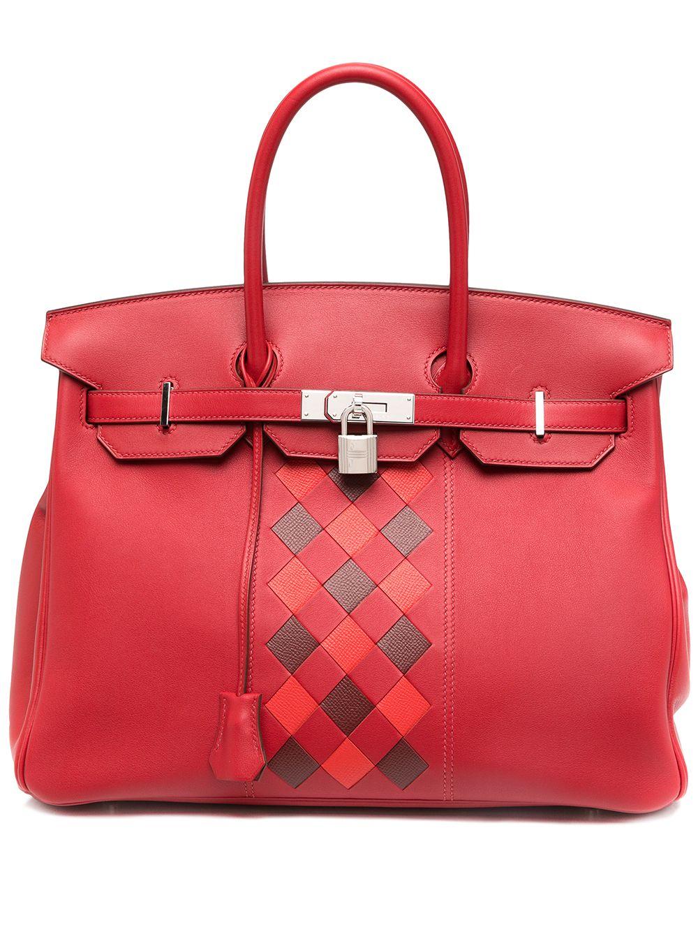 Hermès 2019 Pre-owned Birkin Handtasche - Rot