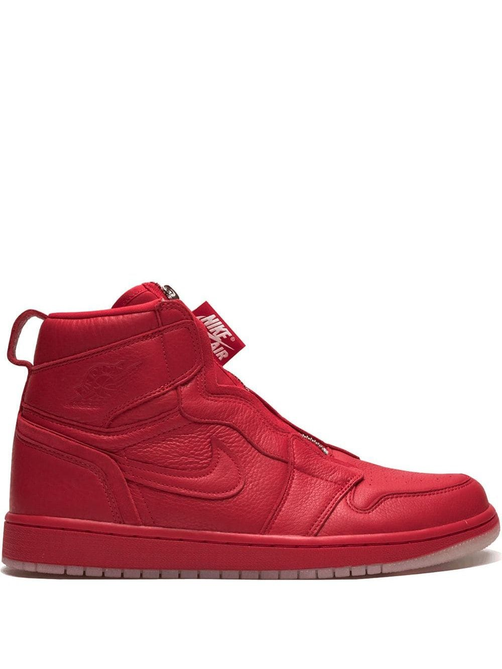Jordan 'Air Jordan 1' Sneakers - Rot