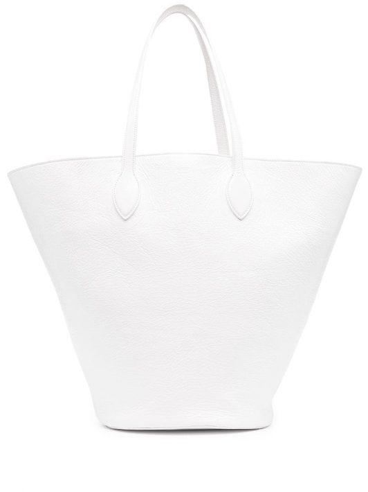 Khaite Mittelgroße Handtasche - Weiß