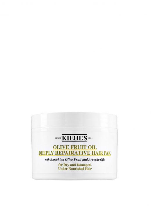 Kiehl's Olive Fruit Oil Hair Pak Tiefenwirksame Haarmaske 226 gr