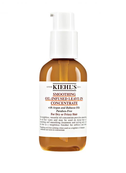 Kiehl's Smoothing Oil-Infused Leave-In Concentrate Haaröl 75 ml