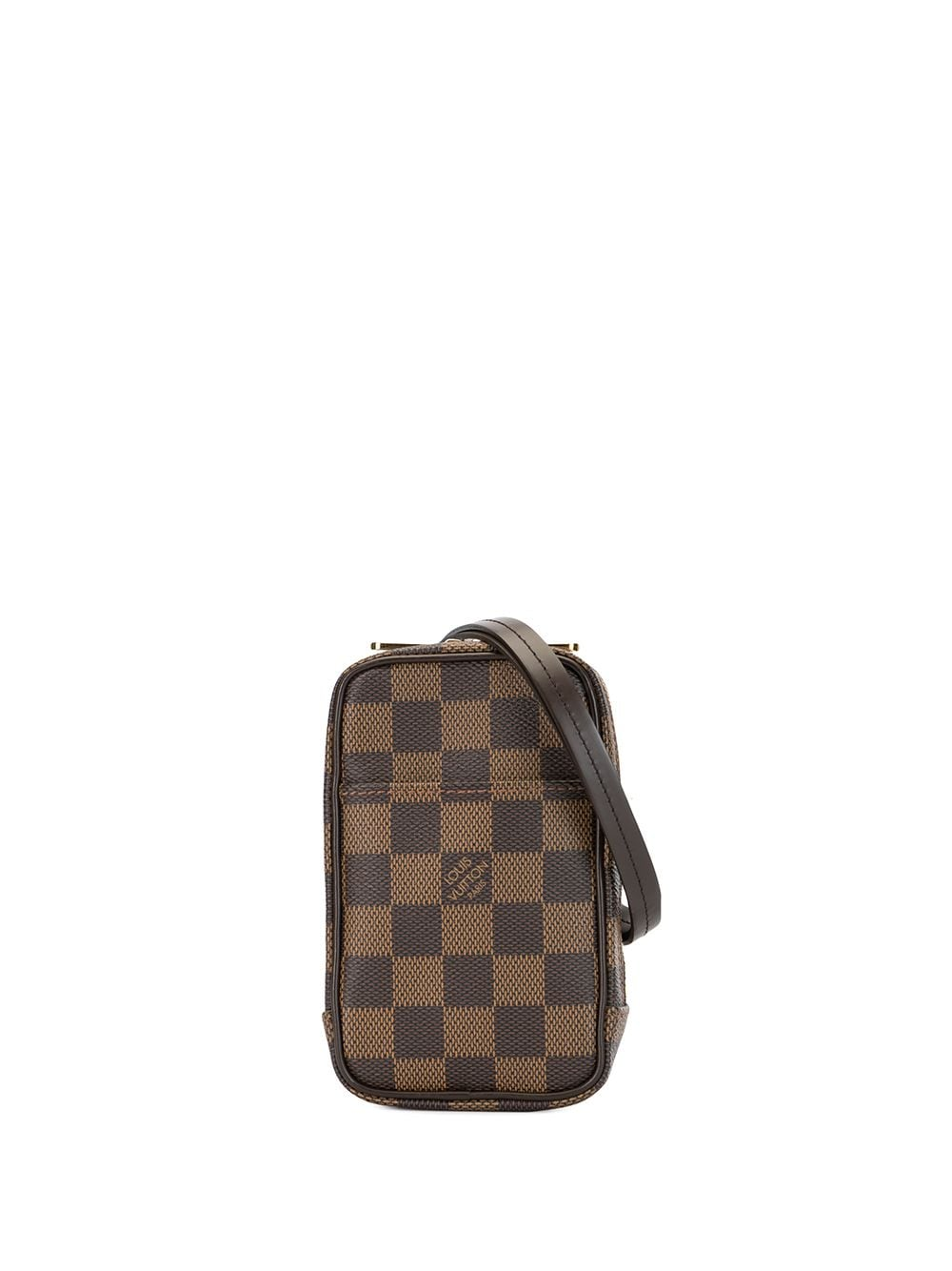 Louis Vuitton 2007 pre-owned Louis Vuitton GM Okapi Umhängetasche - Braun