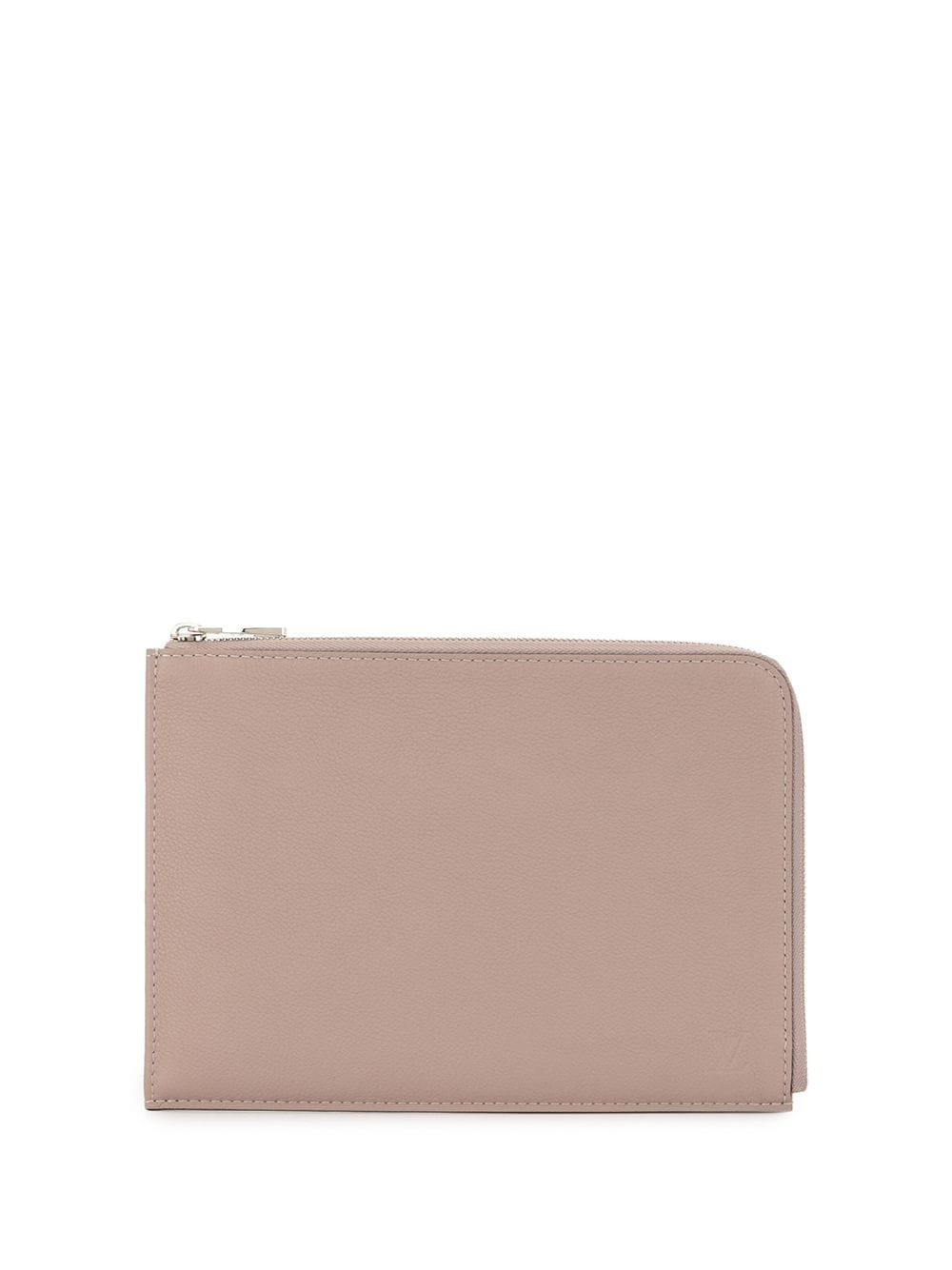 Louis Vuitton 2017 pre-owned Pochette Jules PM Clutch - Nude