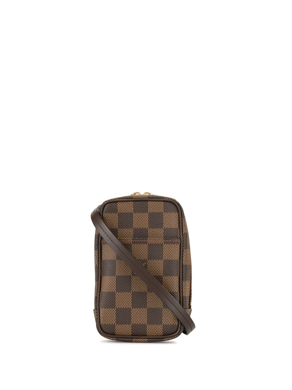 Louis Vuitton Pre-owned Etui Okapi HM Umhängetasche - Braun
