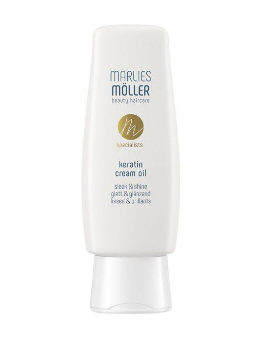 Marlies Möller Specialists Keratin Cream Oil - Sleek & Shine 100 ml