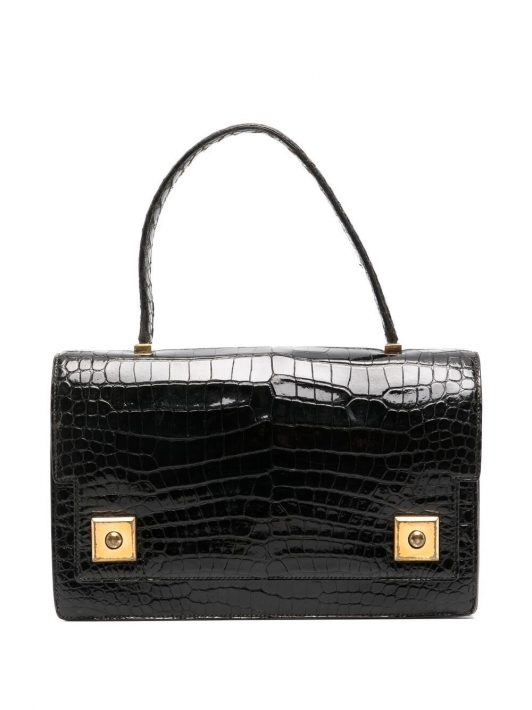Hermès 1960s pre-owned Piano Handtasche - Schwarz