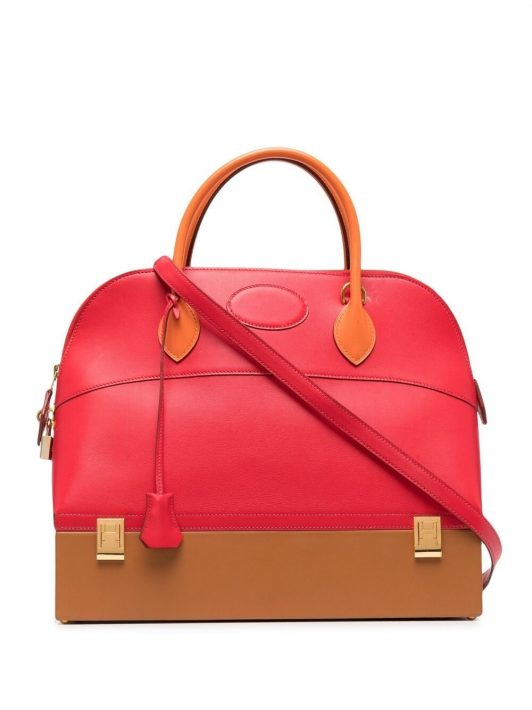 Hermès 2013 pre-owned Mallette Bolide Handtasche - Rot
