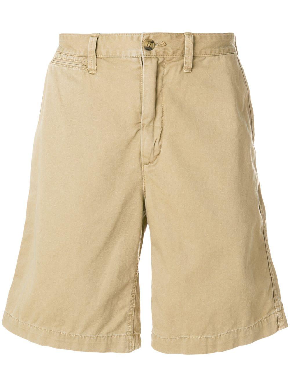 Polo Ralph Lauren Chino-Shorts mit schmaler Passform - Nude