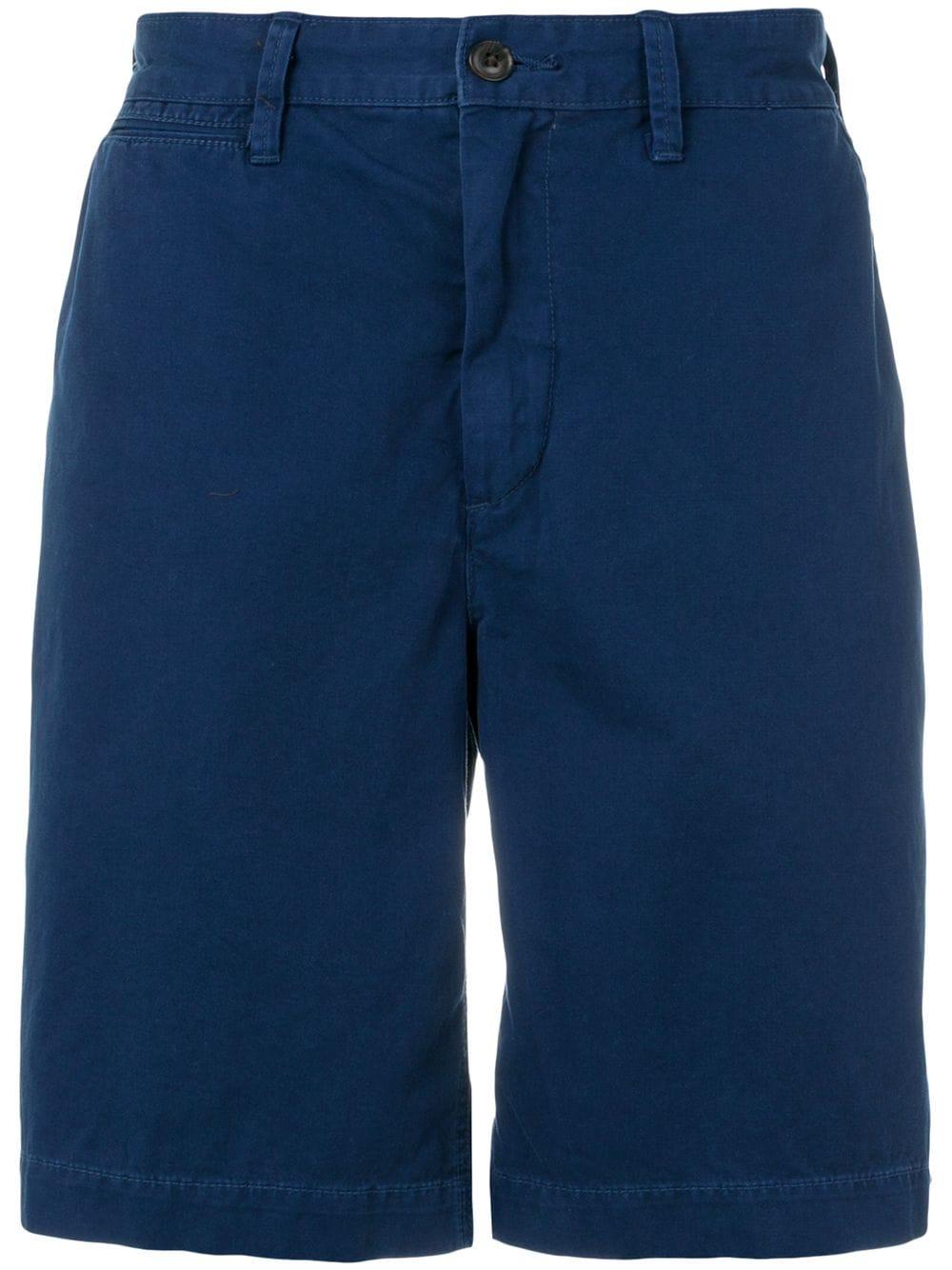 Polo Ralph Lauren Chinos-Shorts mit schmaler Passform - Blau