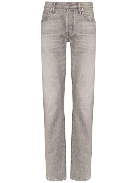 Tom Ford Skinny-Jeans - Grau