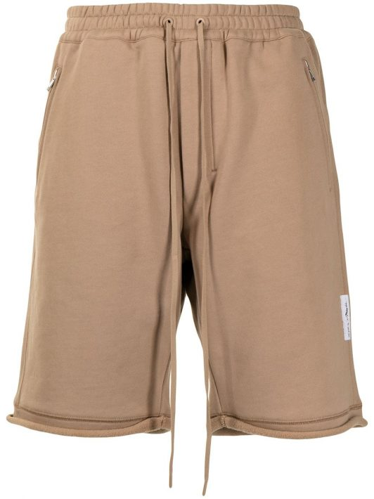 3.1 Phillip Lim EVERYDAY TERRY SHORTS - Nude