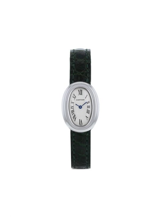 Cartier 1990s pre-owned Baignoire 25mm - Nude