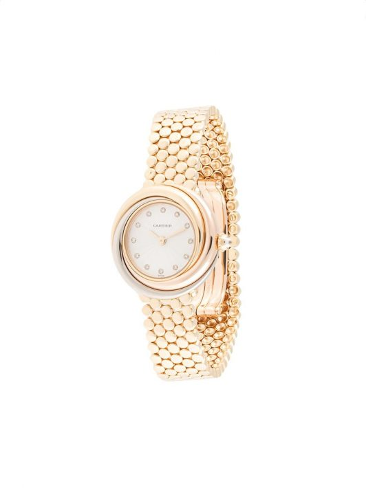 Cartier pre-owned Must Trinity 28mm - Gold