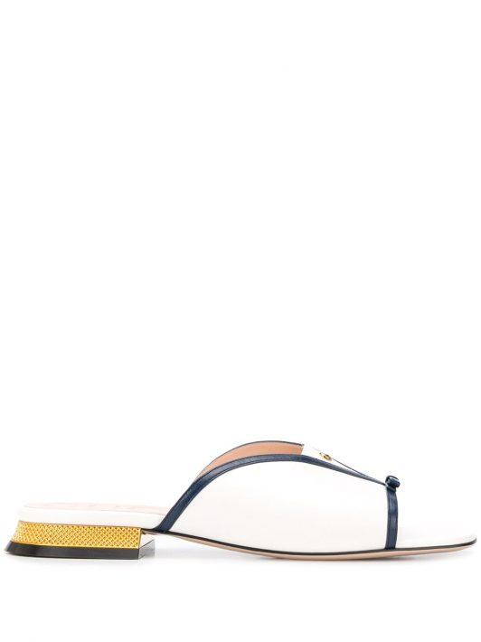 Gucci Klassische Sandalen - Weiß