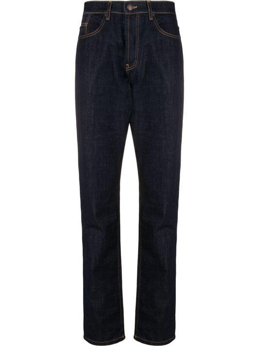Kenzo Jeans mit geradem Bein - Blau