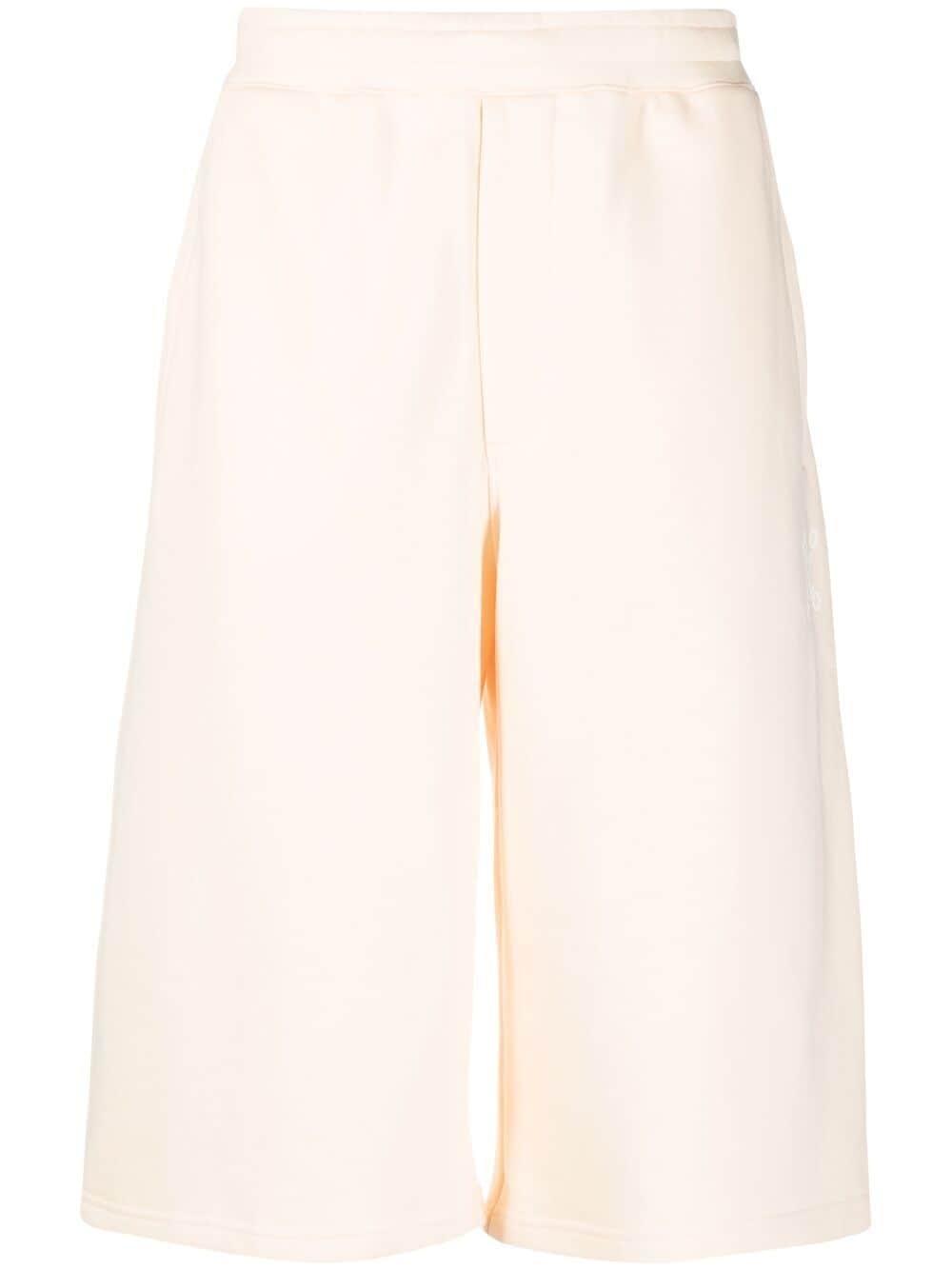 Kenzo knee-length track shorts - Nude