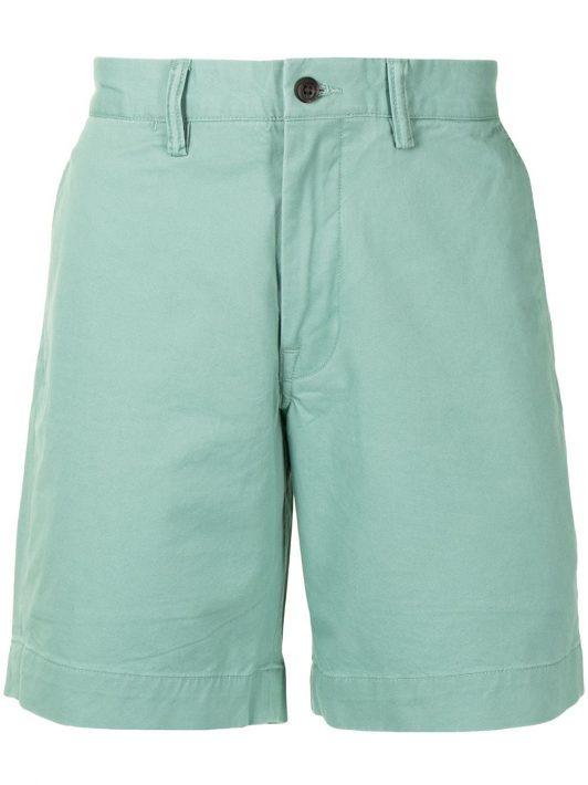 Polo Ralph Lauren Chino-Shorts mit geradem Bein - Grün