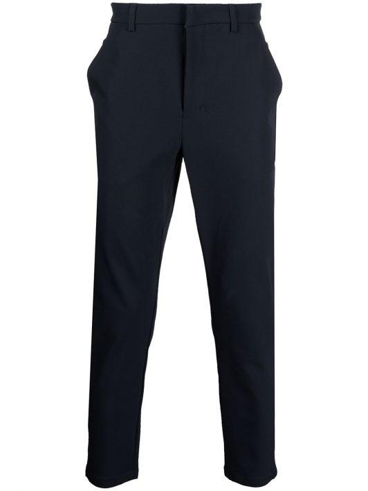 3.1 Phillip Lim mid-rise tapered trousers - Blau