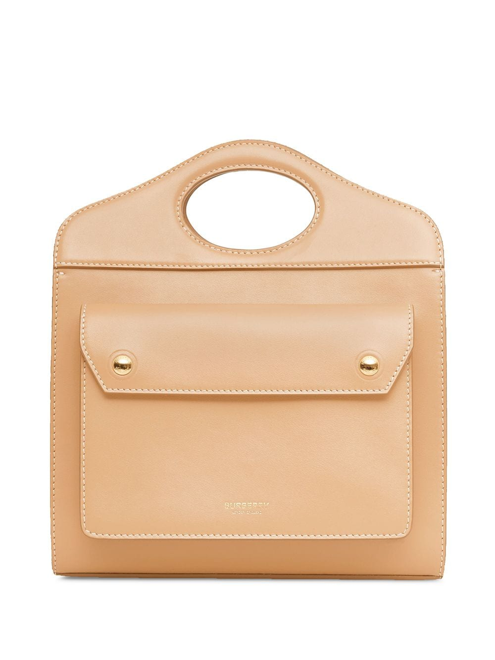 Burberry Mini Pocket Handtasche - Braun