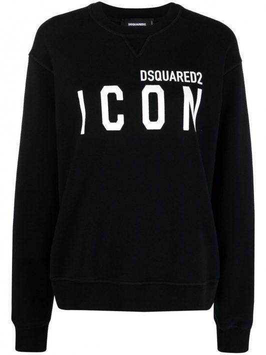 Dsquared2 Icon Sweatshirt - Schwarz