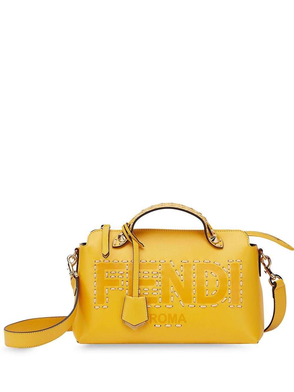 Fendi By the Way Handtasche - Gelb
