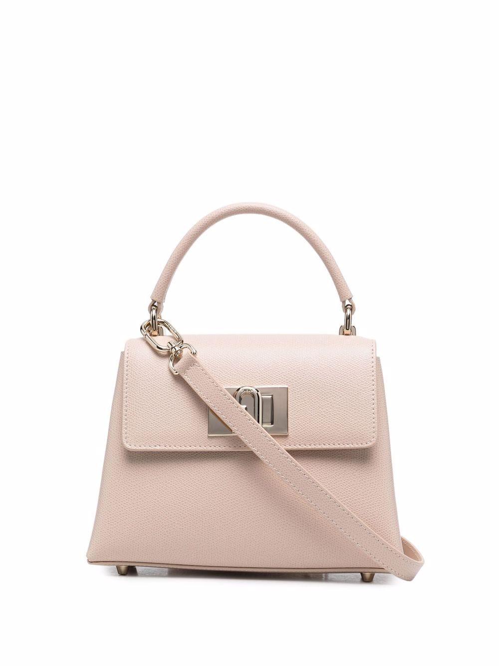 Furla Mini Handtasche - Nude