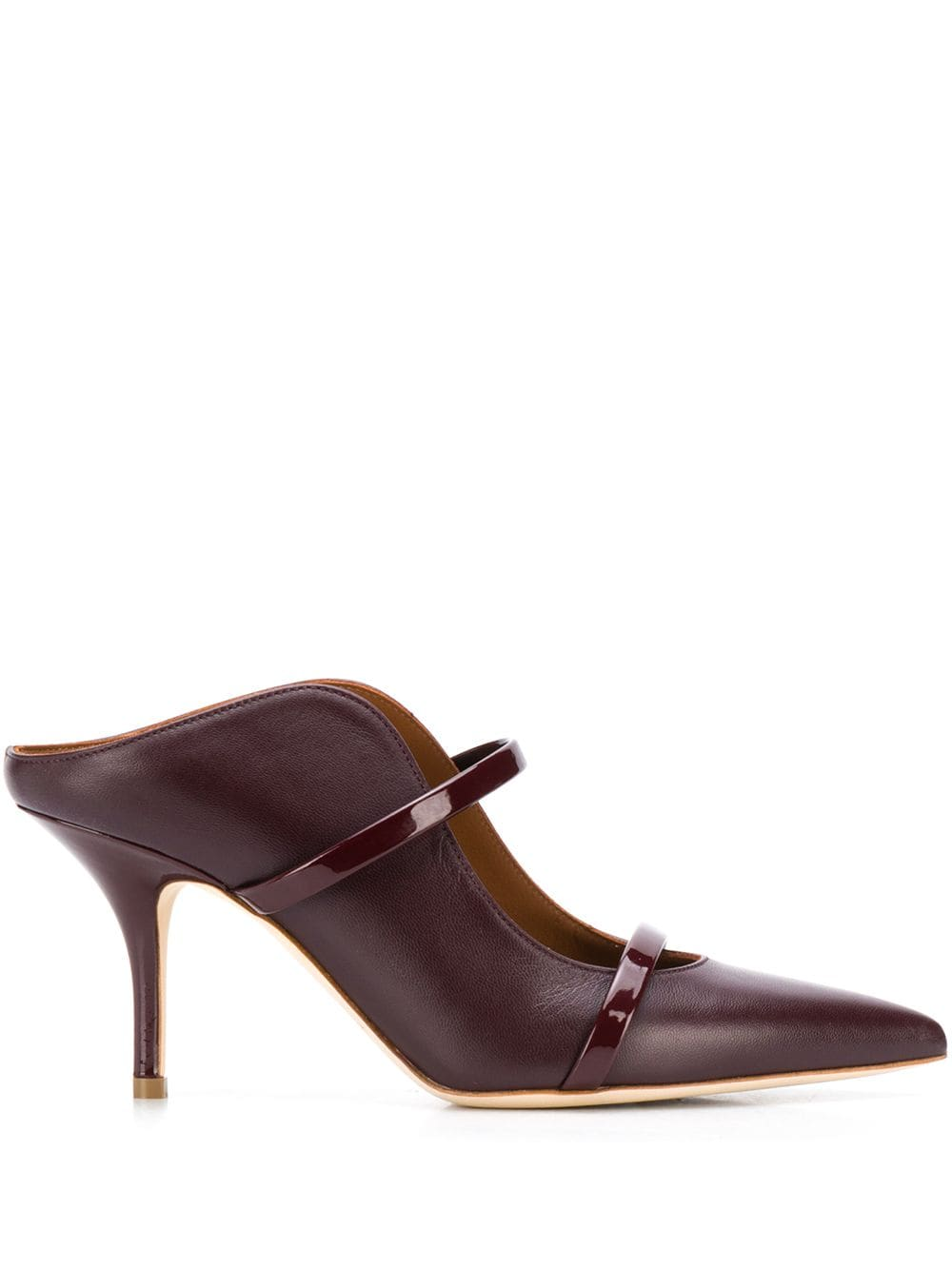 Malone Souliers Pumps mit spitzer Kappe - Rot