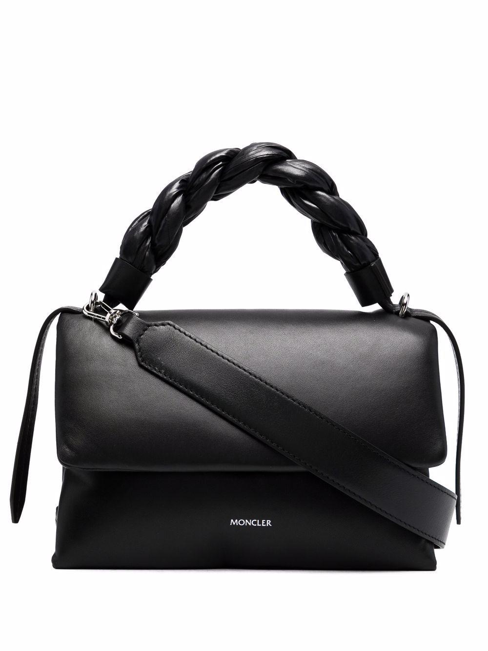 Moncler Dorotea Handtasche aus Nappaleder - Schwarz