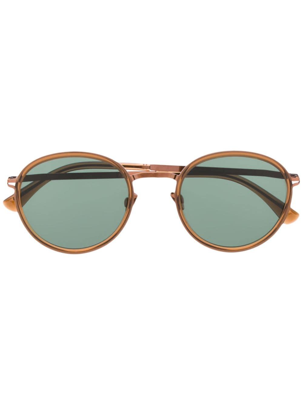Mykita 'Tuva' Sonnenbrille - Braun
